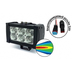AVS Light SL-1506 (18W) фара